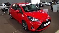 2018 Toyota Yaris Comfort Exterior And Interior