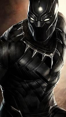 Iphone X Wallpaper Black Panther