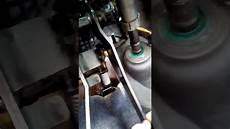pedale de frein bruit p 233 dale de frein espace 3 2 2 dt 1998 suite d 233 montage