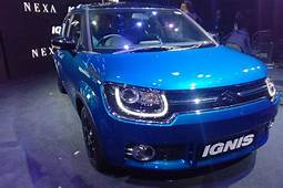 Maruti Suzuki Ignis Launched At Rs 459 Lakh Here Are The