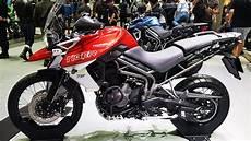 all new triumph tiger 800 xca