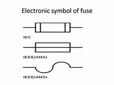 wiring diagram fuse symbol what is the symbol used to represent fuse in an electric circuit quora