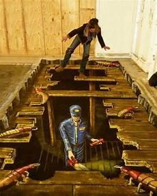3d Joe Hill Reinventing Modern Floor Painting Decorating Ideas