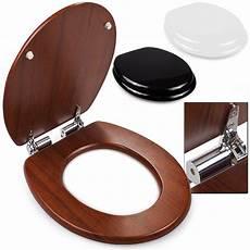 klobrille mit absenkautomatik wc sitz schwarz toilettendeckel klobrille soft