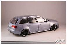 Audi Rs4 B7 On Bbs Kyosho Modellauto 1 18 Kaufen Verkauf