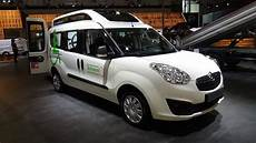 2017 Opel Combo Selection Kmp Umbau Exterior And