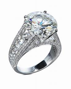carat wedding rings 7 carat diamond engagement ring turgeon raine