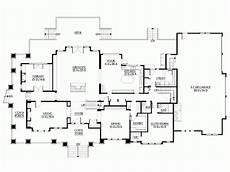 eplans craftsman house plan craftsman style house plan 4 beds 4 baths 6582 sq ft