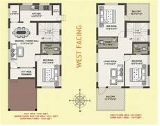 vastu plan for west facing house west facing house plans per vastu 5 face floor plan as