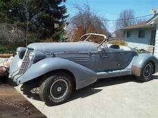 1935 auburn speedster classic replica kit makes 1935 for sale