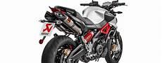 akrapovič aprilia shiver 900 2017 motorrad news