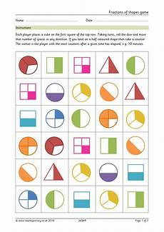 fraction worksheets y3 4177 all resources teachit primary