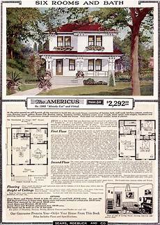 sears roebuck house plans 1906 americus 1923 sears kit homes artistic eclectic