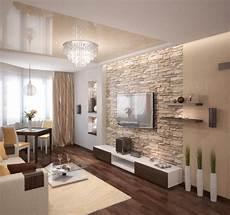Steinwand Wohnzimmer Modern Steinwand Wohnzimmer Modern