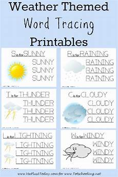 weather tracing worksheets 14689 free weather themed word tracing printables totschooling toddler preschool kindergarten