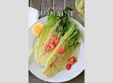Jenny Steffens Hobick: Grilled Romaine Lettuce   Summer