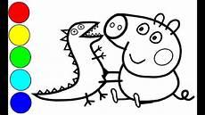 peppa wutz zeichnen und malen f 220 r kinder peppa
