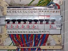 Cablage Tableau Electrique Hager Safig