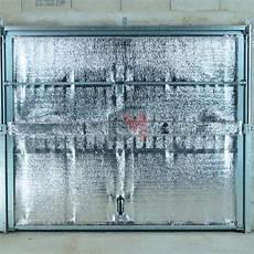 Kit Thermo Reflecteur Isolant Mince Pour Porte De Garage