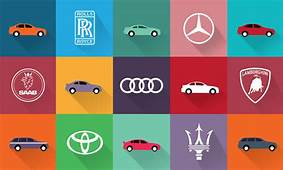 Top Car Company Logos Of 2018 From Brand Name Symbols To