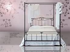 letto a baldacchino in ferro battuto letto in ferro battuto a baldacchino casanova