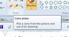 how can i find out what rgb colors a website uses