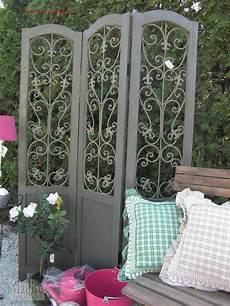 Garten Paravent Metall - paravent lilie holz mauro gartenleben