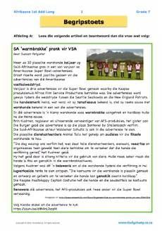 image result for afrikaans worksheets grade 3 free afr