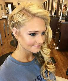 side hairstyles for prom 23 side swept hairstyles to try in 2018