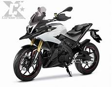 Yamaha Xabre Modif Fairing modifikasi yamaha xabre half fairing desain modifikasi