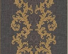 Tapete Vlies Barock Gold Anthrazit As Creation Versace 96232 6