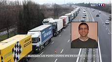 blocage autoroute a7 blocage sur l a7 les poids lourds mis en cause lci