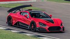 Zenvo Tsr S Review The 1 177bhp Car With The Mad Wing