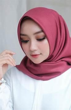 Contoh Jilbab Simple Kecantikan Wanita Jilbab Cantik
