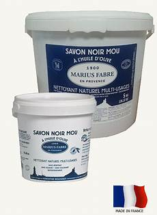 Savon Noir Mou Marius Fabre Acheter Savon Noir Bio Achat