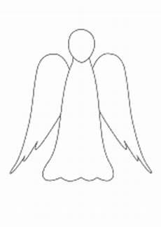 Einfache Malvorlage Engel Engel Ausmalbilder Ausdrucken Weihnachtsengel Und Schutzengel