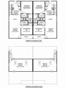 house plans for duplexes houseplans biz house plan d1526 a duplex 1526 a