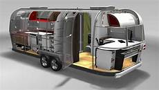 airstream 684 studio mobile office and travel trailer