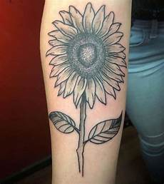 135 sunflower tattoo ideas best rated designs in 2020