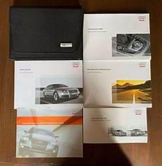 how to download repair manuals 2009 audi s5 transmission control 2009 09 audi s5 owners owner s manual with navigation manual ebay