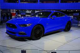 2015 Ford Mustang  Colored Cars