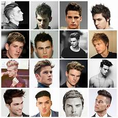 Name Of Mens Hairstyles