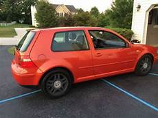 automotive service manuals 2000 volkswagen gti electronic toll collection sell used 2000 vw gti glx vr6 very rare tropic orange factory paint black leather 5sp in