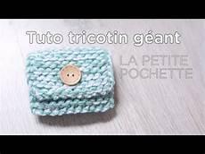 tuto tricotin la pochette loom knit a small