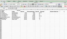 how to quickly create a custom excel template to save time