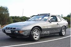 sold porsche 924 turbo enhanced coupe auctions lot 1