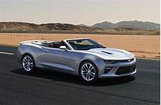 2016 Chevrolet Camaro Convertible Revealed Autocar
