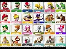 mario kart wii personnages comment d 233 bloquer tout les personnages de mario kart wii