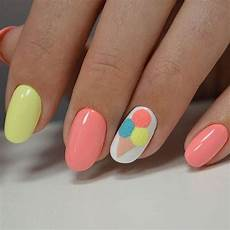 20 simple cute nails you can make by yourself 12 ilove