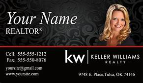 Keller Williams Business Cards  $6999 Professionally